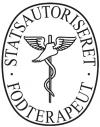 Fodterapeut Logo